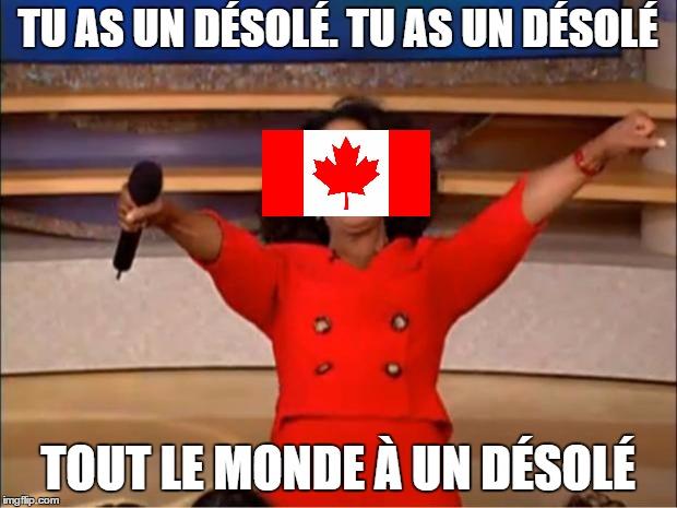 Oprah Canada